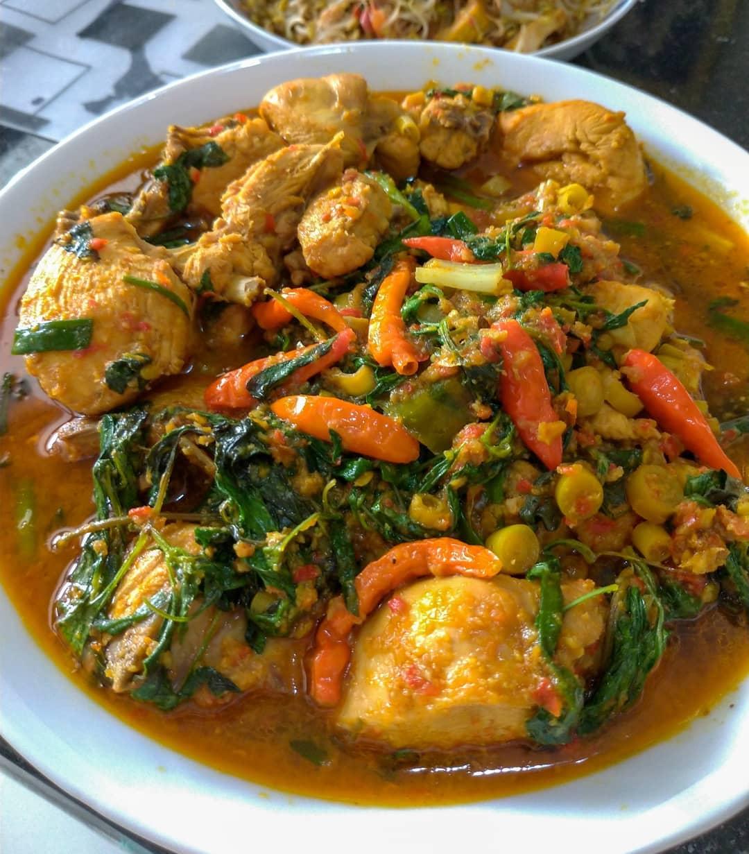 Resep Ayam Woku Bumbu Kuliner Khas Manado