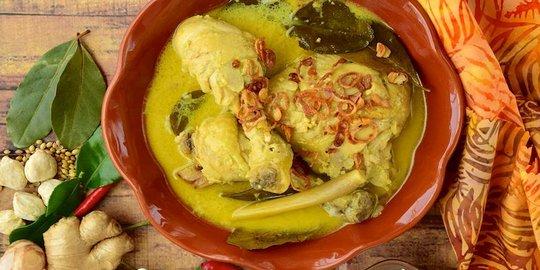 Resep Kari Ayam Sederhana Rasa Spesial