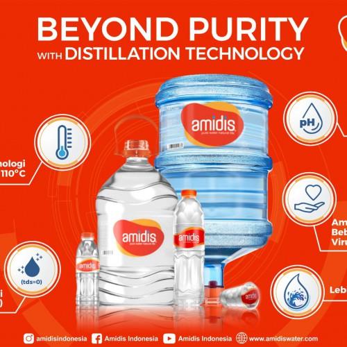 Manfaat Air Amidis Untuk Kesehatan Dan Kecantikan